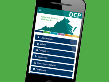 Download the VRS DCP Mobile app!
