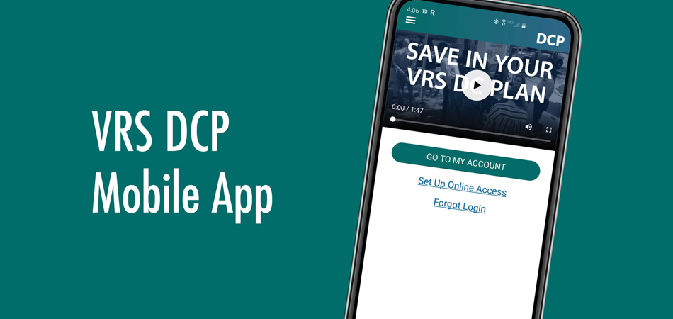Download the VRS DCP Mobile app now!
