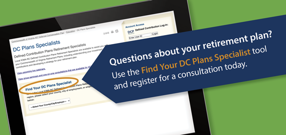 Find Your DC Plans Specialist.